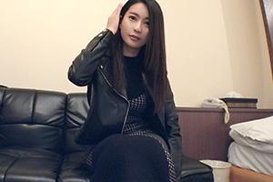 【シロウトTV】妖艶な黒ワンピお姉様な美人女子大生(19)とのSEX動画