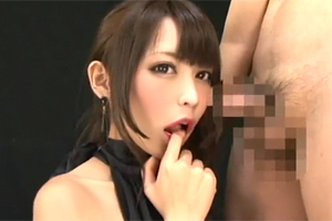 桜井あゆ 奴隷にしてください…。圧倒的に美しい痴女のM男責め!