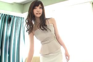 榊梨々亜 美しくてエロい!芸能人級ルックスの美女と情熱的なセックス!