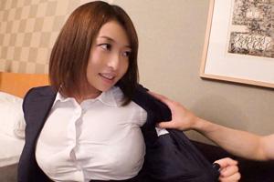 【ナンパTV】渋谷マークシティでナンパした美巨乳美人OLとのSEX動画