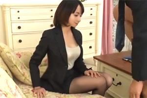 神崎久美 熟女が性の悩みを解消してくれるセックスカウンセリング!