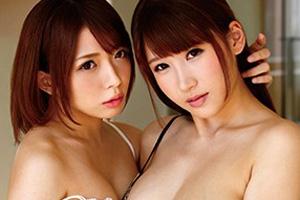 麻里梨夏 三原ほのか レズ未体験の巨乳美女が初めての快楽を覚える動画