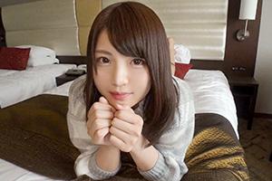 【シロウトTV】アイドル級の激カワプルプル美乳美少女(フリーター)との初撮りAV撮影