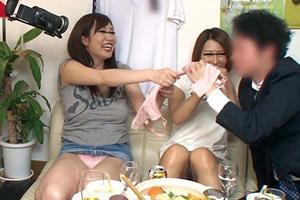 【素人】年下イケメンの手マンで濡れたヤンキーママのナンパSEX動画