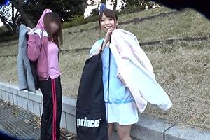 【中出し】テニスサークルで出会った美少女を一流ナンパ師がガチ口説き!