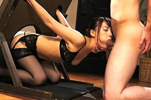 初川みなみ 女体拷問。手足を拘束された性欲サンドバッグ