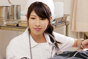工藤まなみ 天使のような美人ナースが入院患者を優しく性処理!