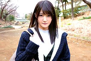 加賀美まり 手足が長いアスリートボディ。騎乗位得意な女子大生がAVデビュー!