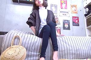 【盗撮】小さ可愛い素人モデルがイケメンナンパ師に脱がされる一部始終