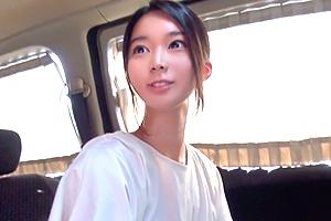【人妻】旦那としか経験がない若妻のナンパAV動画