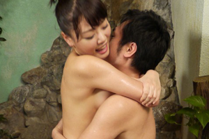 バスツアーの混浴温泉で一流AV女優軍団と大乱交セックス!