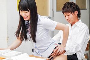 由愛可奈 学園の性秩序を守るご奉仕委員のお仕事