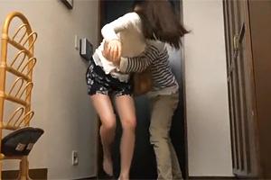 酔った友達のお姉ちゃんに無理やりキスされてセックスまでしちゃった件