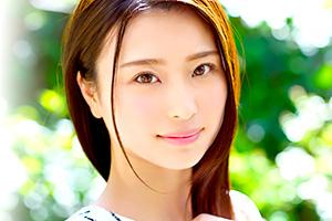 知花凛 誰もが振り向く文句なしの美人。アイポケ史上最も美しい横顔美女がAVデビュー!