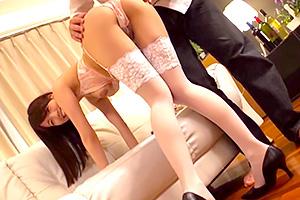 【人妻】セレブもにっこり。ラグジュアリーに包まれた美しい奥様と中出しセックス
