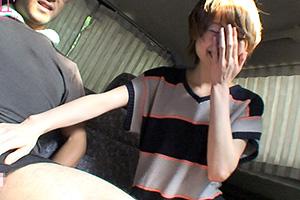 椎名そら 男を射精に誘うアイドルのちんぽマッサージ