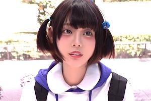 【マジックミラー号】不思議ちゃんオーラを漂わせるアイドルヲタのSEX