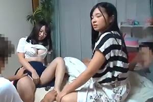 【寝取られ】誕生日会で悪ノリして彼女の友達ごと寝取った思い出VTR