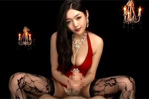 江波りゅう 手マンコにおいで。元芸能人の淫語痴女プレイ