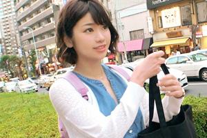 【募集ちゃん】クリトリスに電マを当てられてビクビク反応する女子大生とのSEX動画