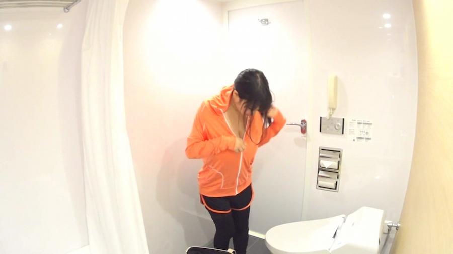 【スポーツ女子】Kカップヨガ美女!ペットの不幸経験から動物病院のスタッフになった爆乳お姉さんはKカップを揺らしてのエロスポーツ撮影に!