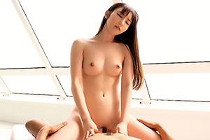 【素人】美しいサラサラヘアーと色白美白のお姉さんとセックス