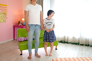 椿ゆな 小さすぎっw 身長135cmの女の子がAVデビュー!