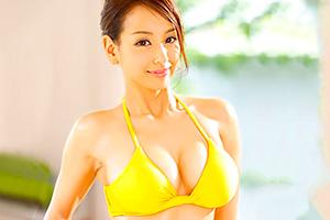 新山リオ 日本人離れのスタイル!南米在住の人妻モデルがAVデビュー!