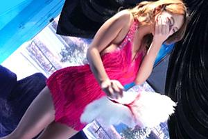 【マジックミラー号】バブル世代の熟女がボディコンに着替えてバブリーSEX!