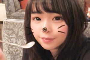 【なまなま.net】制服コスプレした彼女とラブホハメ撮りを中出しSEX動画