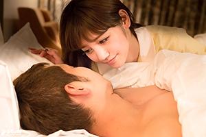 【S-Cute】就寝前でリラックスモードの美女とナチュラルSEX