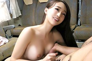 蓮実クレア AV業界トップの痴女が自慢の凄テクと巨乳で射精チャレンジ!