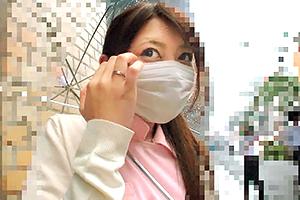 【素人】マスクの下は超美形。スレンダー歯科助手のプライベートSEX