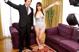 ゆいの 豊満なカラダが素晴らしい。補正下着モデルの人妻