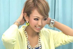 【マジックミラー号】金髪ショートの渋谷ギャルを媚薬オイルで性感マッサージ!
