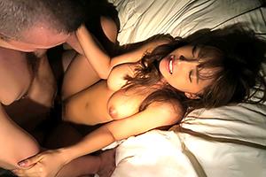 三上悠亜 国民的アイドルがガチで挑む!交わる体液、濃密セックス
