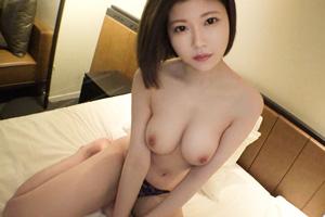 【シロウトTV】自慢のFカップ巨乳を使ってパパ活で稼いでる美女(21)とのSEX動画