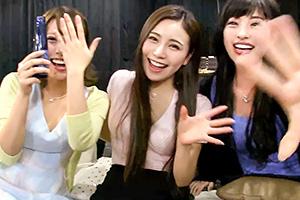 【乱交】神奈川の某病院で働くパリピ看護師を宅飲み合コンでハメ撮り!