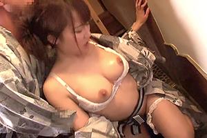 【レイプ】倉多まお 温泉で見つけたグラマラス美女を即ハメ!