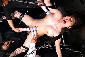 宝田もなみ 極悪組織に捕まった女スパイが縄で縛られて拷問イキ!