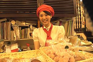 【素人】「お金のためなら…」学費を稼ぐためにAV出演するケーキ屋店員
