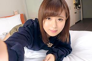 【シロウトTV】普通のデートに憧れるピチピチ肌の18歳純情美少女とハメ撮りSEX!