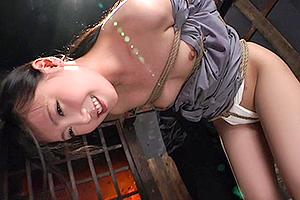 月野ゆりあ 美少女の人格を破壊する緊縛拷問ショー!