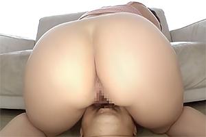 篠崎かんな 窒息しちゃう!圧倒的デカ尻のムッチムチ美女