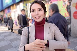 【ナンパTV】化粧品販売員の上品な美女をホテルに連れ込んで連続イカセSEX!