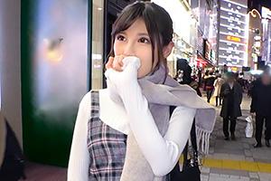 【ナンパTV】クリスマス前に彼氏と別れた女子大生をホテルに連れ込む