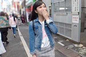 【ナンパTV】真面目なピチピチ19歳女子大生をタピオカで釣ってパコる!