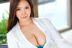 【ラグジュTV】巨乳巨尻のグラマラスボディ人妻(元通訳)の妖艶なSEX!