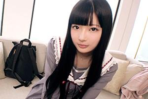 【募集ちゃん】アイドルを目指す萌えキュン美少女(18)が金欠でAV出演!