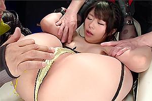 武藤つぐみ 肉付きがエロい美少女が性奴隷を売買する組織に囚われて…